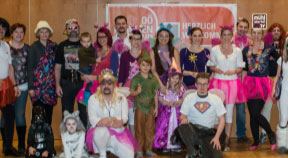 Lustiger Kinderfasching in Puchenau