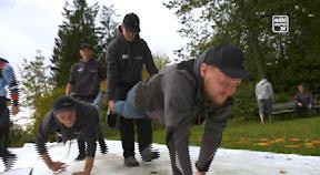 Lehrlingstag von Holzhaider und Kapl Bau