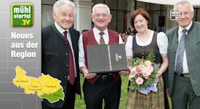 Karl Grufeneder feiert 70. Geburtstag