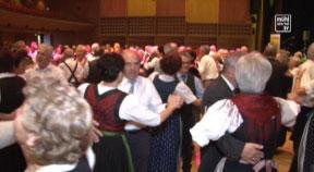 Landesball des OÖ Seniorenbundes im Brucknerhaus