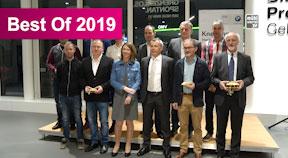 Jahresrückblick 2019 - Jubiläen