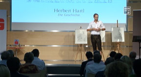 Vortrag Herbert Hartl