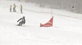Snowboard-Staatsmeisterschaften am Hochficht