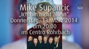 Ankündigung Otto Schenk in St. Georgen an der Gusen