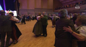 Seniorenbund-Landesball im Brucknerhaus