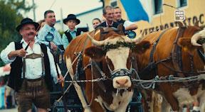 Ankündigung Karpfhamerfest in Bayern 2019
