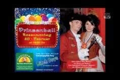 Ankündigung Prinzenball Perg
