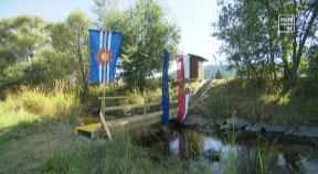 Eröffnung Hochwasserschutz in Leopoldschlag