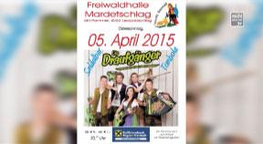 Ankündigung: Ball der FF Unterwald im GH Pammer in Mardetschlag