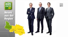 Zusammenschluss der Raiffeisenbanken Neufelden, St. Martin-Kleinzell u. Niederwaldkirchen