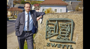Bürgermeisterwechsel in Zwettl an der Rodl