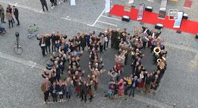 Auftakt zum Jubiläumsjahr 800 Jahre Freistadt
