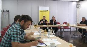 Bezirkstag von LH-Stv. Mag. Thomas Stelzer in Urfahr-Umgebung