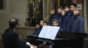 Konzert Wiener Sängerknaben in der Stadtpfarrkirche Freistadt