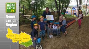 Ausgezeichnete Kinderbetreuung in Katsdorf