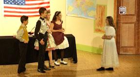 """Theater """"Gloria"""" der Jugendgruppe Aiserbühne Schwertberg"""