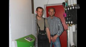 Erste Strom produzierende Pelletsheizung im Bezirk Urfahr-Umgebung in Betrieb