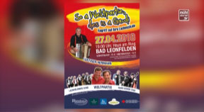 Ankündigung Lustiger Abend vom Musikverein Bad Leonfelden am 27.4.2018
