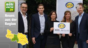 400. Betrieb in GUUTE Familie