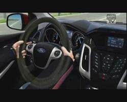 Werbung Ford Fahrerassistenzsysteme Spurassistent