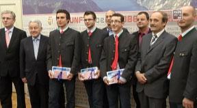 Gewinner EuroSkills 2014 – Ehrung im Landhaus