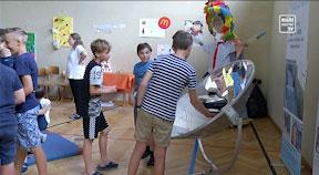 Klimaschulen Abschluss in der NMS Bad Leonfelden