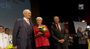 Präsidentschaftskandidat Dr. Andreas Khol zu Gast in Pregarten
