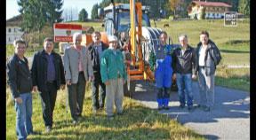 Gemeindekooperation über Staatsgrenze hinweg