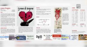 Ankündigung: Burgfestspiele Reichenau - Cyrano de Bergerac – Stück für Erwachsene