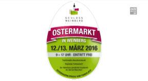 Ostermarkt auf Schloss Weinberg 2016
