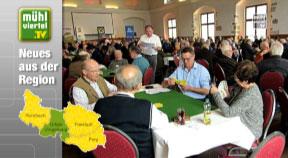 Seniorenbund UU: Bezirkstarockturnier auf Schloss Steyregg