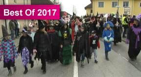 Faschingsumzug Herzogsdorf