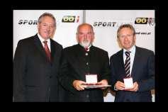 Landessportehrenzeichen für Funktionäre und Sportler aus Perg und Freistadt
