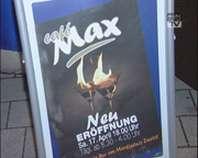 Eröffnuntg Cafe Max in Zwettl