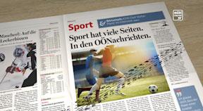 Spot OÖN - Sport