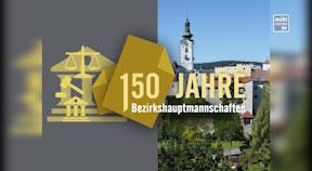 Ankündigung 150 Jahre BH Freistadt