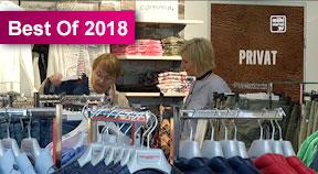 Jahresrückblick 2018 - Eröffnungen