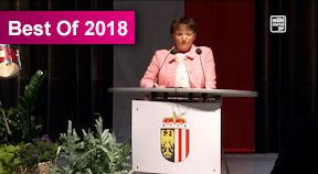 Amtseinführung von neuer BH in Freistadt