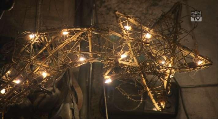 Eröffnung Weihnachtsausstellung in Tragwein