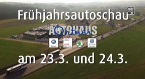Ankündigung Autohaus Ortner lädt zur Frühjahrsautoschau am 23. und 24. März