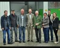 Vorzeigebeispiel für erneuerbare Energiegewinnung in Reichenthal