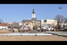 115 neue Parkplätze für Freistadts Stadtbewohner und Innenstadt-Kaufleute