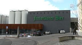 Brauerei baut neues Logistikzentrum