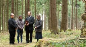 """""""Thanruh"""" - Der erste Urnenforst Oberösterreichs in Pfarrkirchen"""