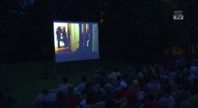 Sommer-Kino auf Schloss Weinberg u. Freistadt
