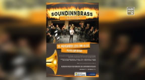 Ankündigung SoundInnBrass im Haus am Ring in Bad Leonfelden
