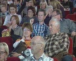 Regisseur Reinhold Bilgeri zu Gast im Kino Bad Leonfelden
