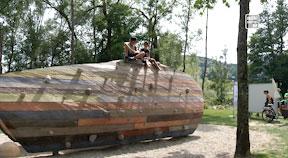 Kinderprogramm auf der Landesgartenschau Aigen-Schlägl