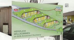 Landesrätin Jahn im SOS Kinderdorf Rechberg