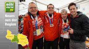 Special Olympics Gold für die Lebenswelt Schenkenfelden